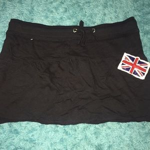 London size medium mini skirt!